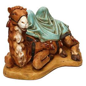 STOCK Wielbłąd siedzący do szopki 52 cm z żywicy Fontanini s4