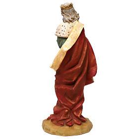STOCK Rei Mago Melchior para Presépio Fontanini com figuras de altura média 52 cm s4