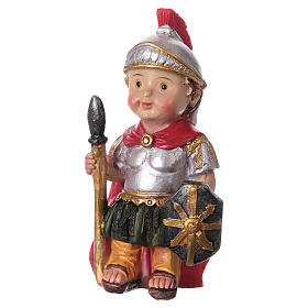 Roman soldier figurine for Nativity Scene 9 cm, children's line s2