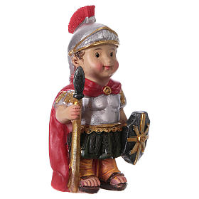Roman soldier figurine for Nativity Scene 9 cm, children's line s3