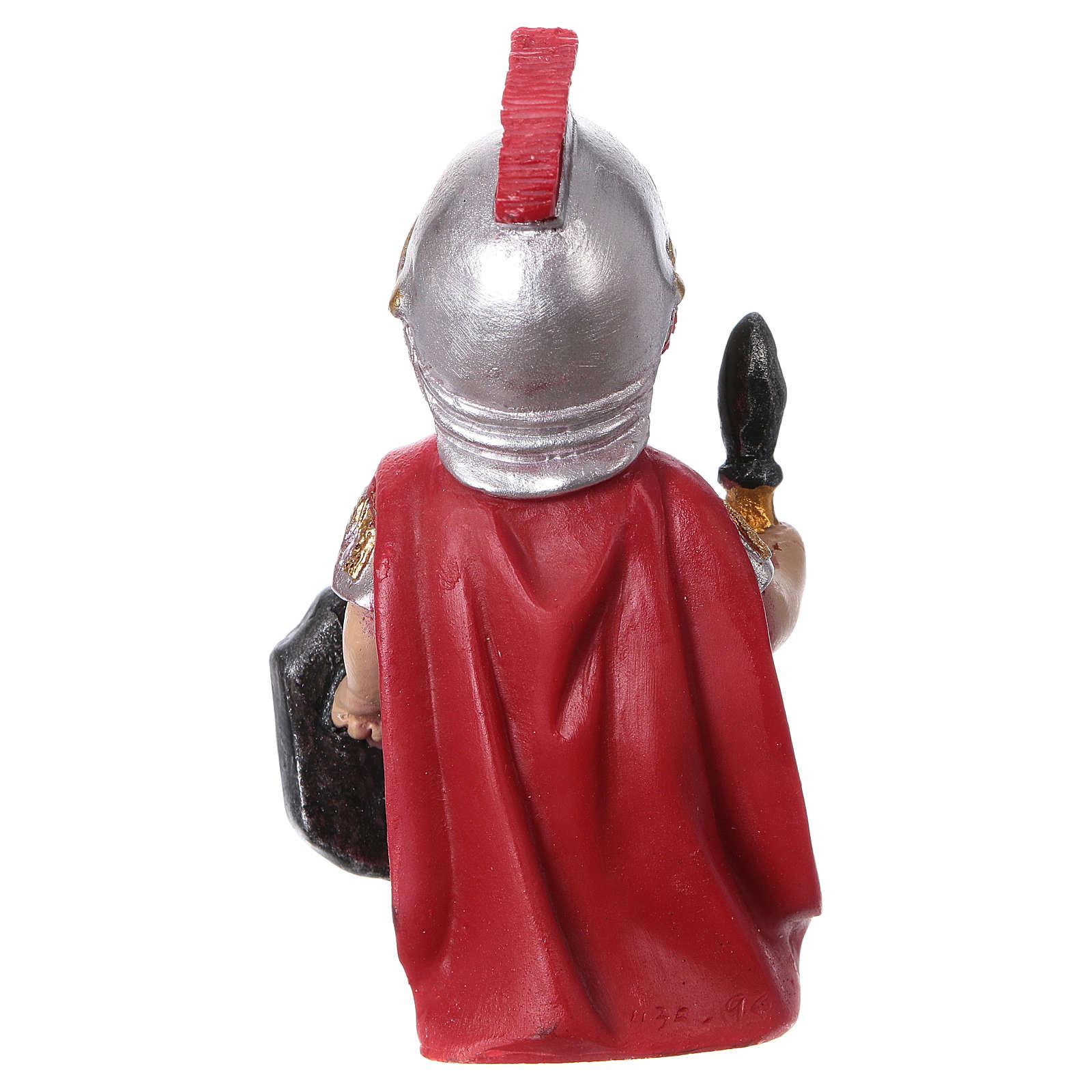 Santon soldat romain gamme enfants crèche 9 cm 3