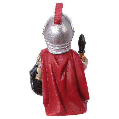 Santon soldat romain gamme enfants crèche 9 cm 4