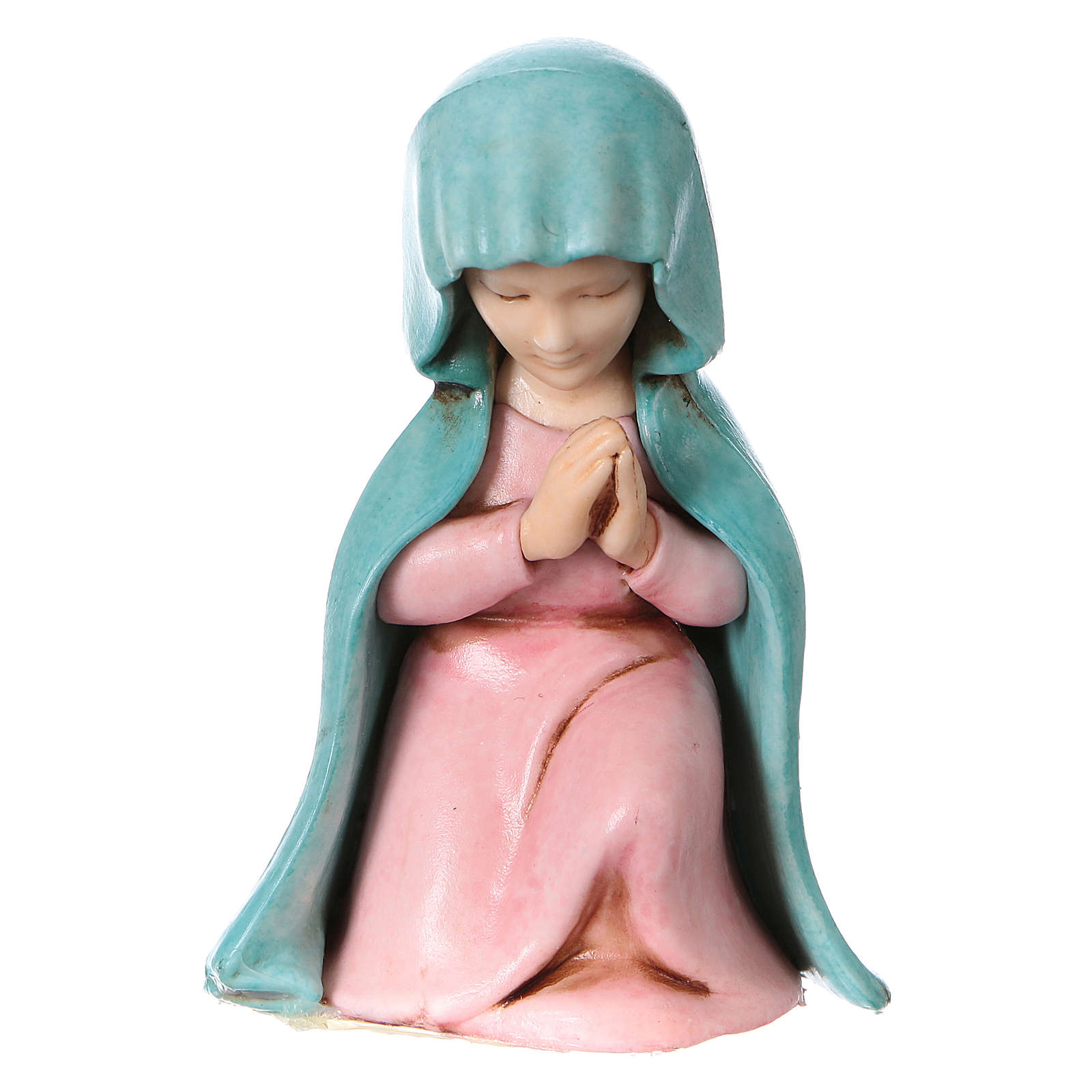 Natividad Moranduzzo 7 cm 5 piezas línea niños 4