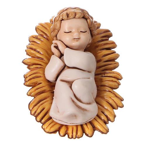 Natividad Moranduzzo 7 cm 5 piezas línea niños 3