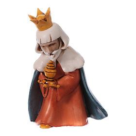 Re Magi presepe Moranduzzo 7 cm linea bambini s4