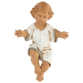 Enfant Jésus pour crèche Fontanini 65 cm s1
