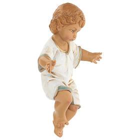 Enfant Jésus pour crèche Fontanini 65 cm s3