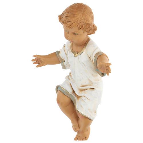 Enfant Jésus pour crèche Fontanini 65 cm 2