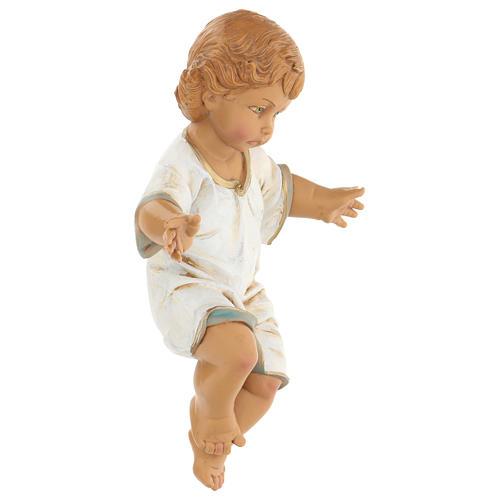 Enfant Jésus pour crèche Fontanini 65 cm 3