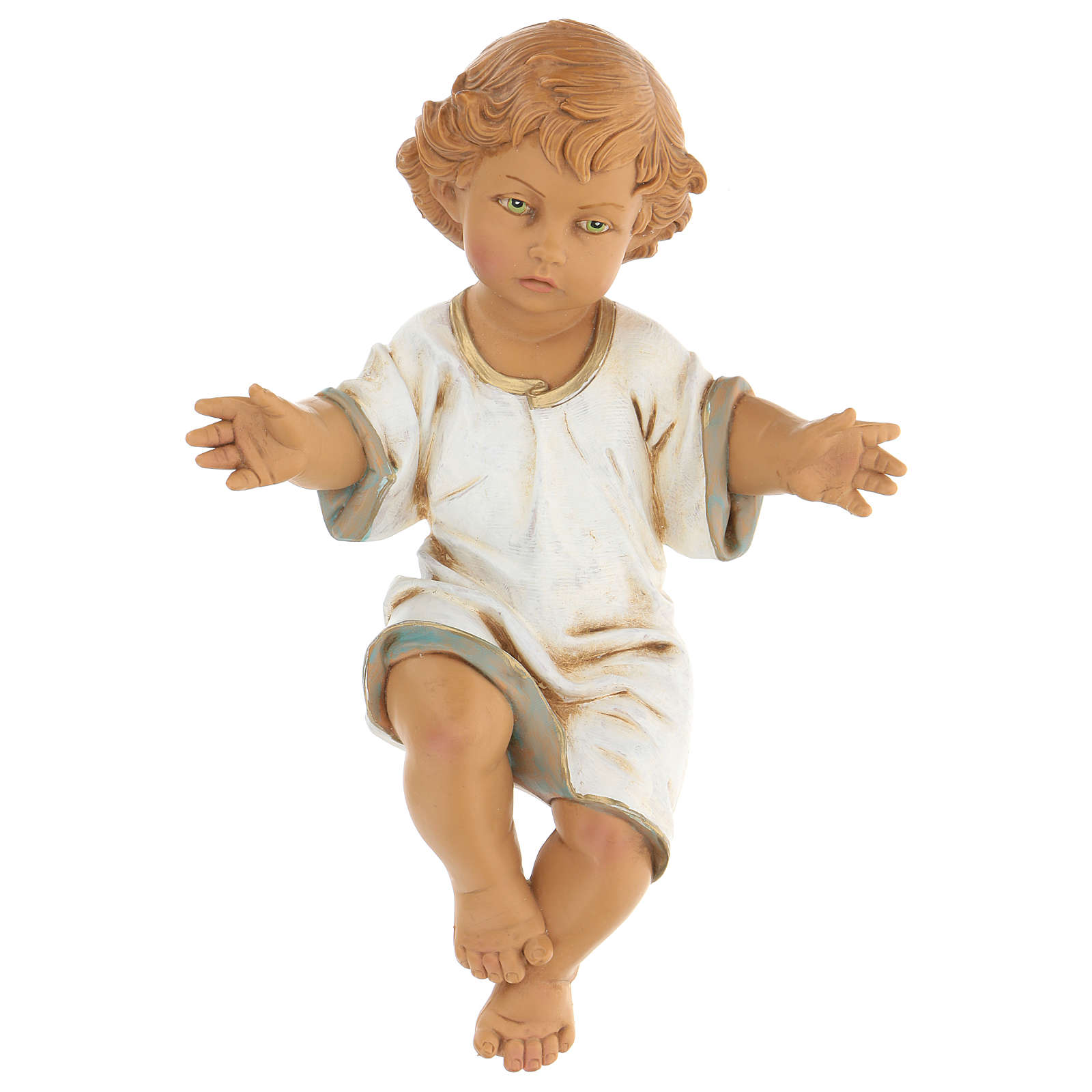 Bambino Gesù per presepe Fontanini 65 cm 4