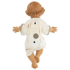 Bambino Gesù per presepe Fontanini 65 cm s4