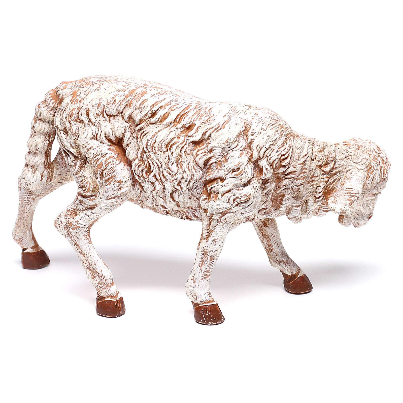 Mouton pour crèche Fontanini 10 cm 4