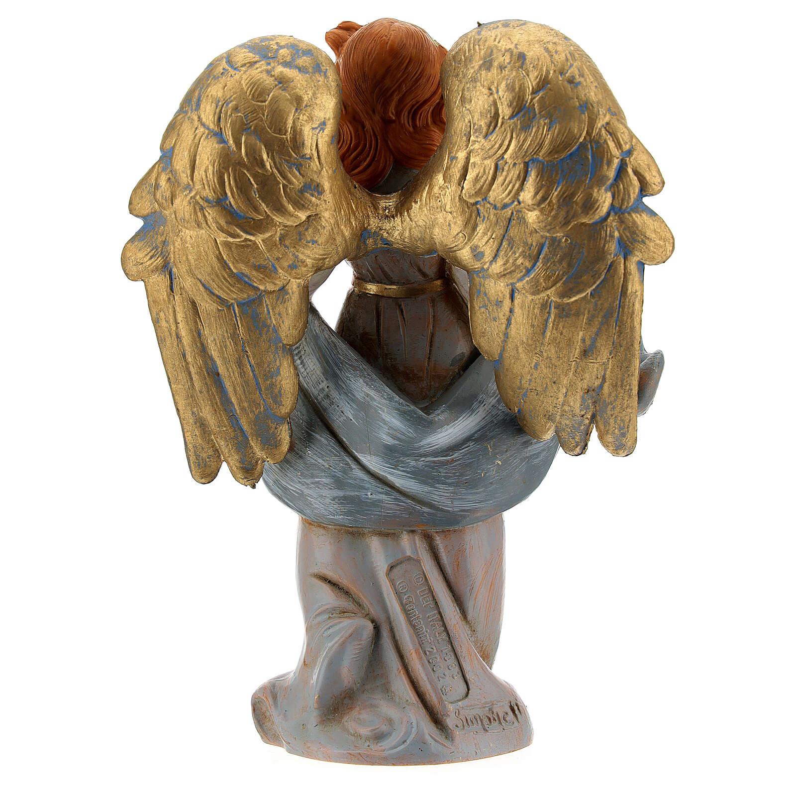Ángel con brazos abiertos Fontanini 12 cm 4