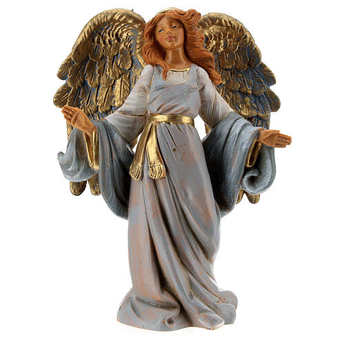 Ange avec bras ouverts crèche Fontanini 12 cm 1