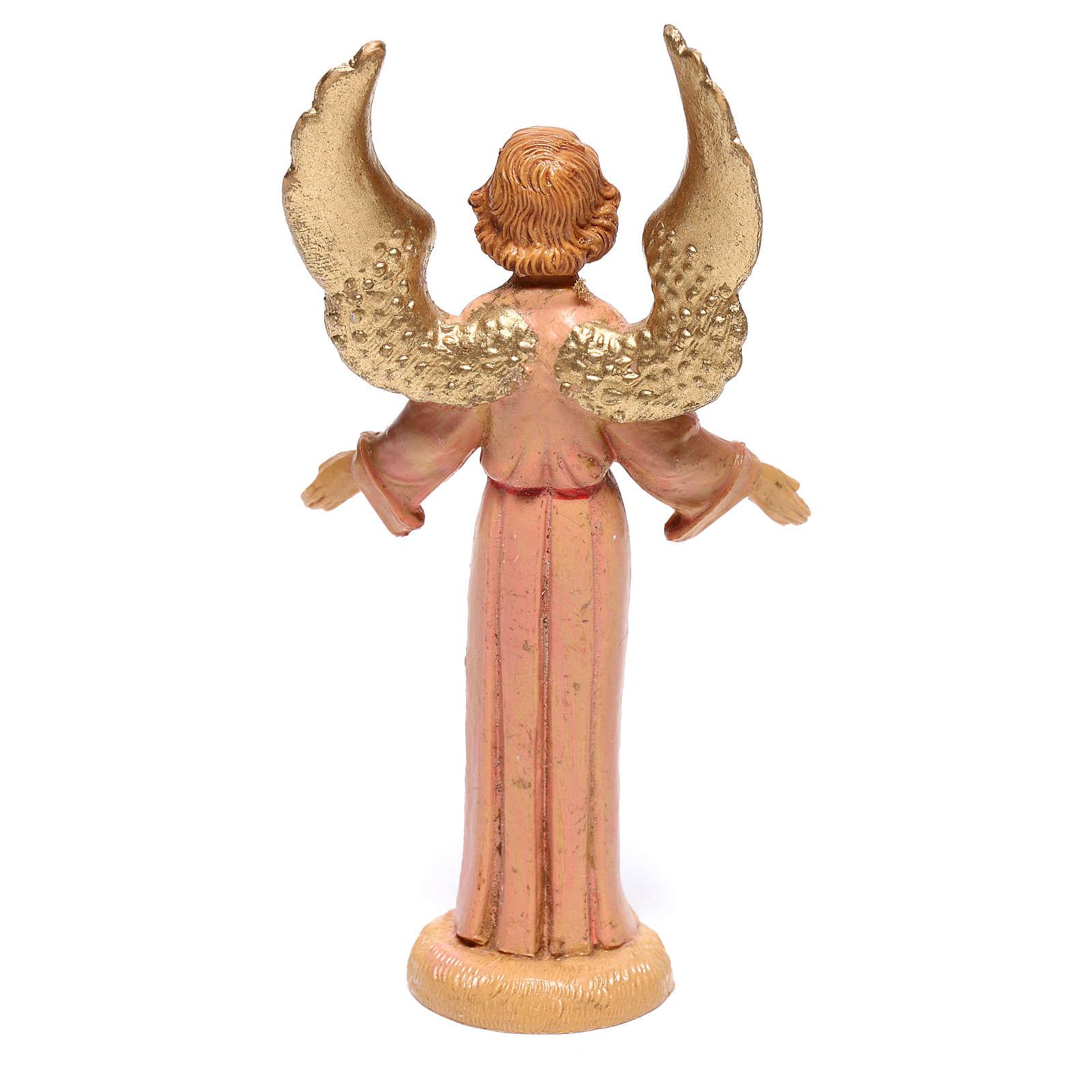 STOCK Ángel brazos abiertos Fontanini 10 cm 4