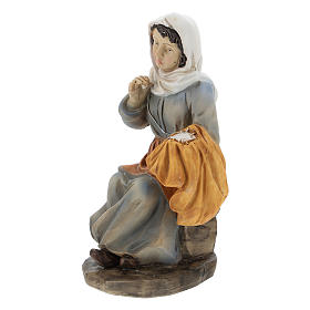 Spinner for 15 cm nativity, 2 pc set s2