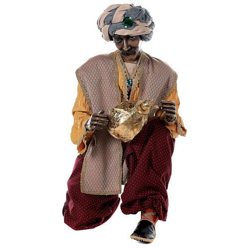 Rey Magos Lifesize 170 cm de resina y tejido 7