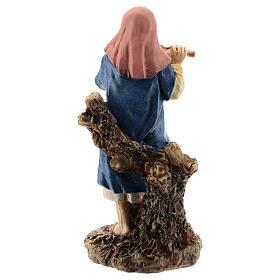 Nativity scene character, piper Martino Landi collection 12 cm s4
