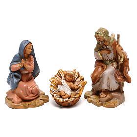 Natividad árabe Fontanini para belén de 12 cm s1
