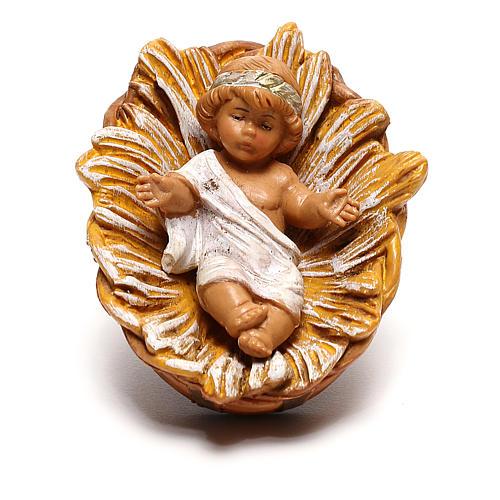 Nativité arabe Fontanini pour crèche de 12 cm 2