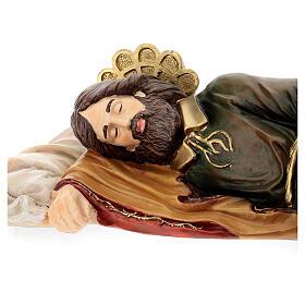 San Giuseppe dormiente resina Fontanini 38 cm s2