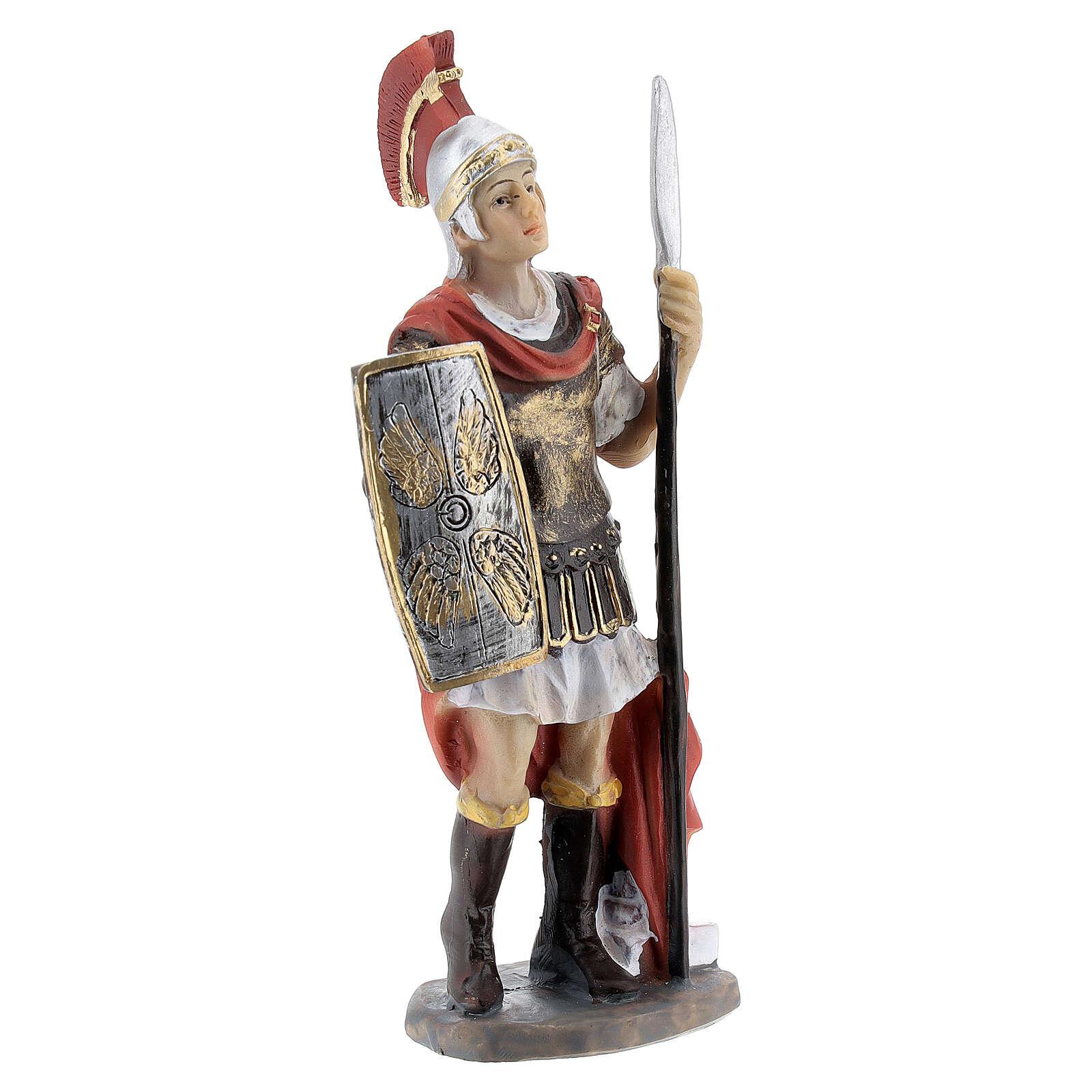 Pareja soldados romanos belén 12 cm 3