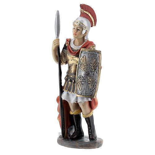 Coppia soldati romani presepe 12 cm 2