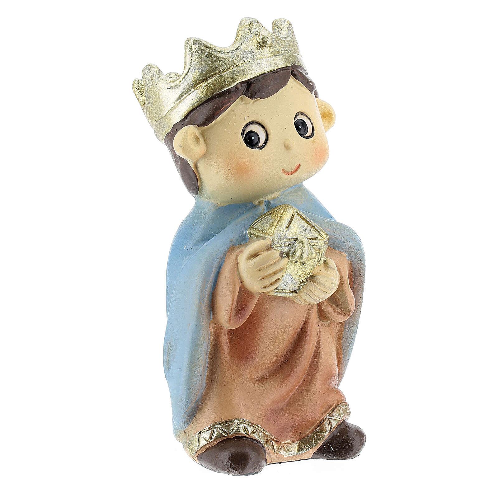 Three Kings figurines kids lines 10 cm 3