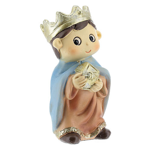 Re Magi linea bambini resina 10 cm 3