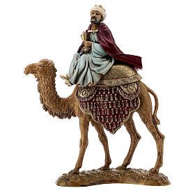 Three Kings with camel for Moranduzzo 18th-century-style Nativity scene 10 cm s2