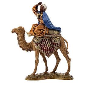 Three Kings with camel for Moranduzzo 18th-century-style Nativity scene 10 cm s4