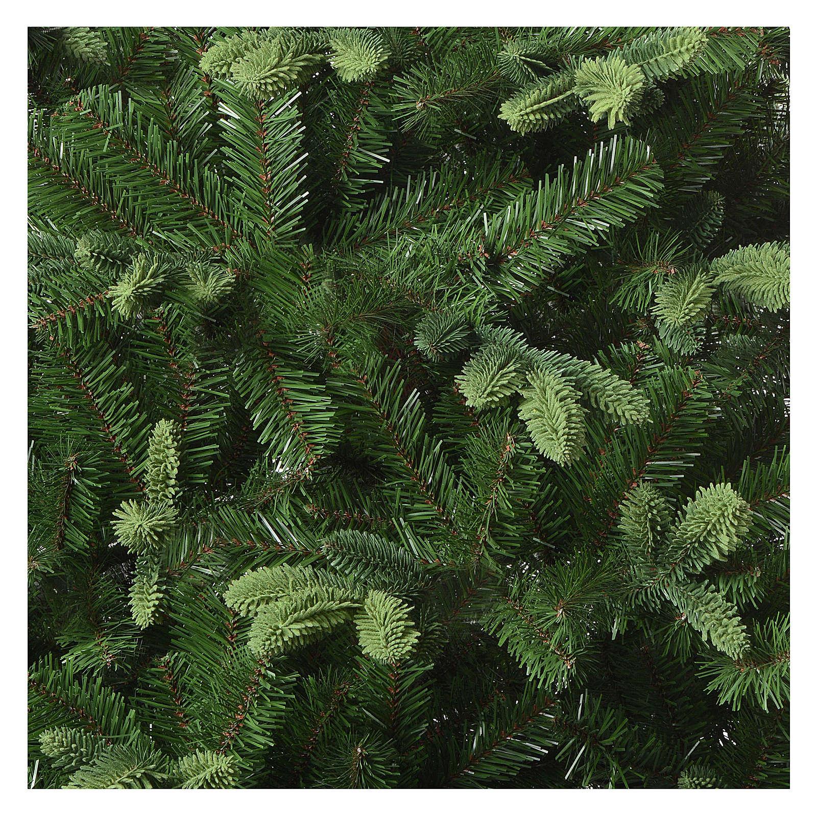 Árbol de Navidad 180 cm modelo Poly Somerset Spruce verde 3
