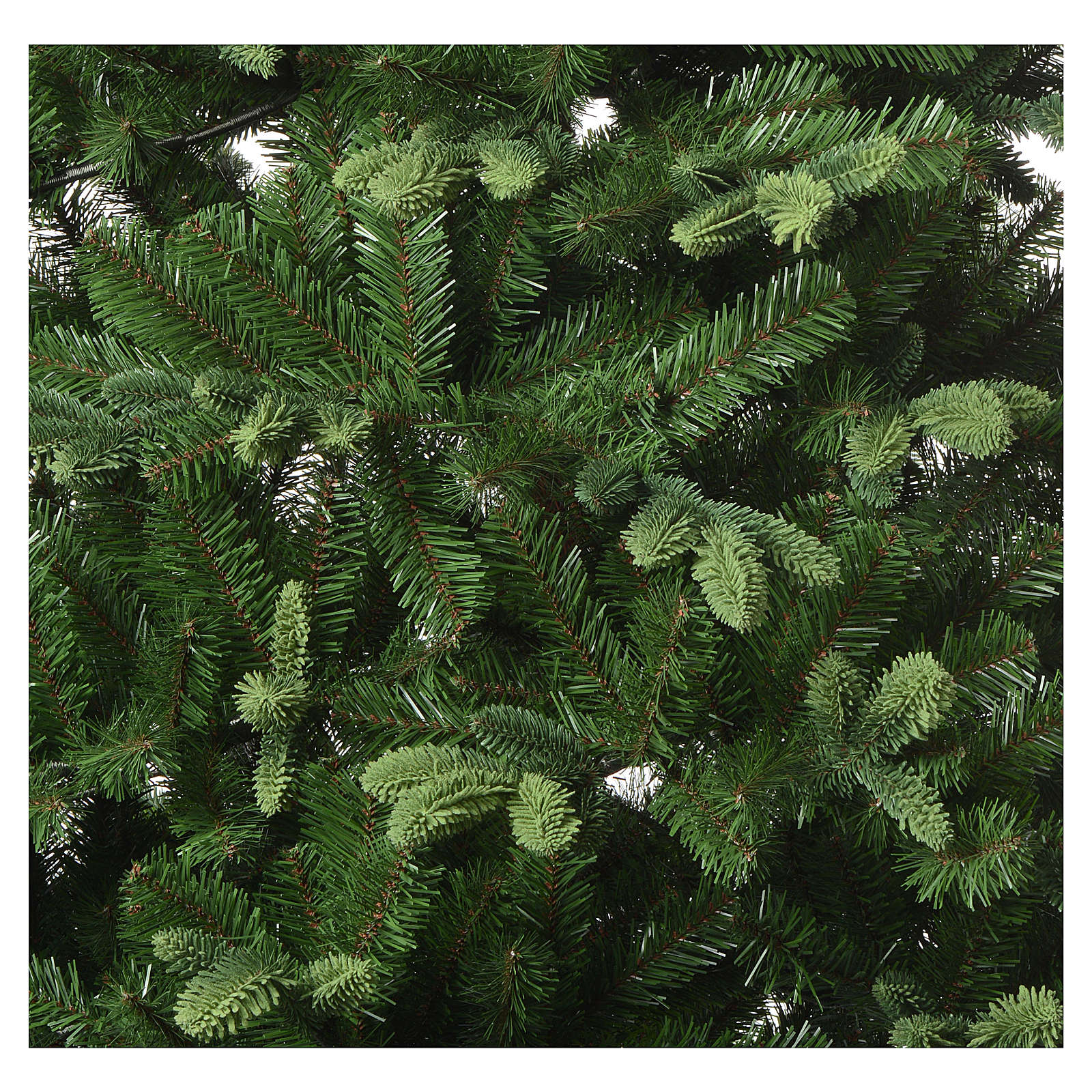 Albero di Natale 180 cm Poly verde Somerset 3