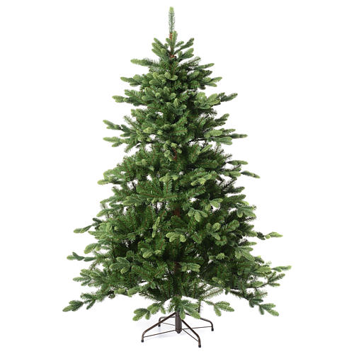 Albero di Natale 180 cm Poly verde Somerset 1