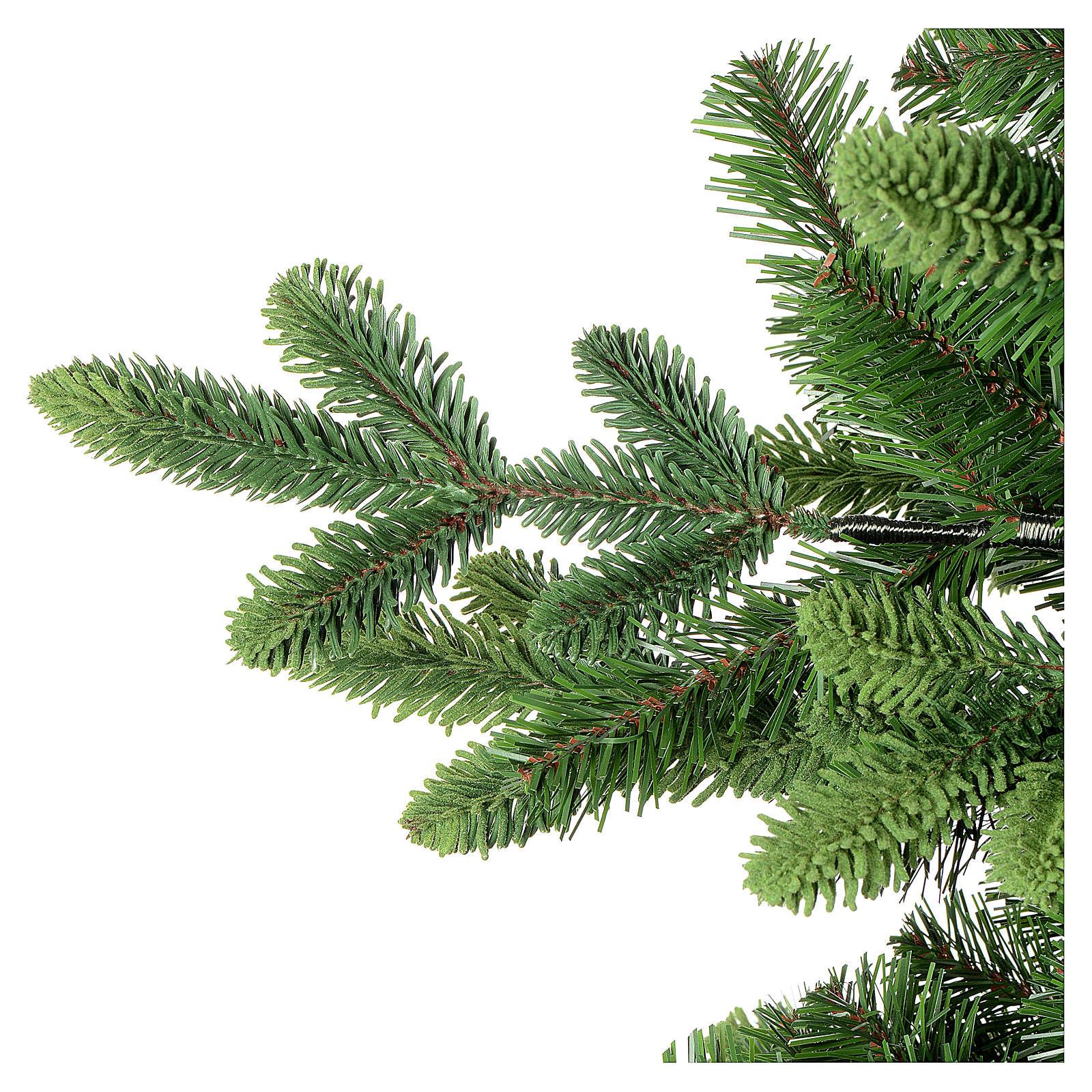 Árbol de Navidad 210 cm modelo Poly Somerset Spruce verde 3