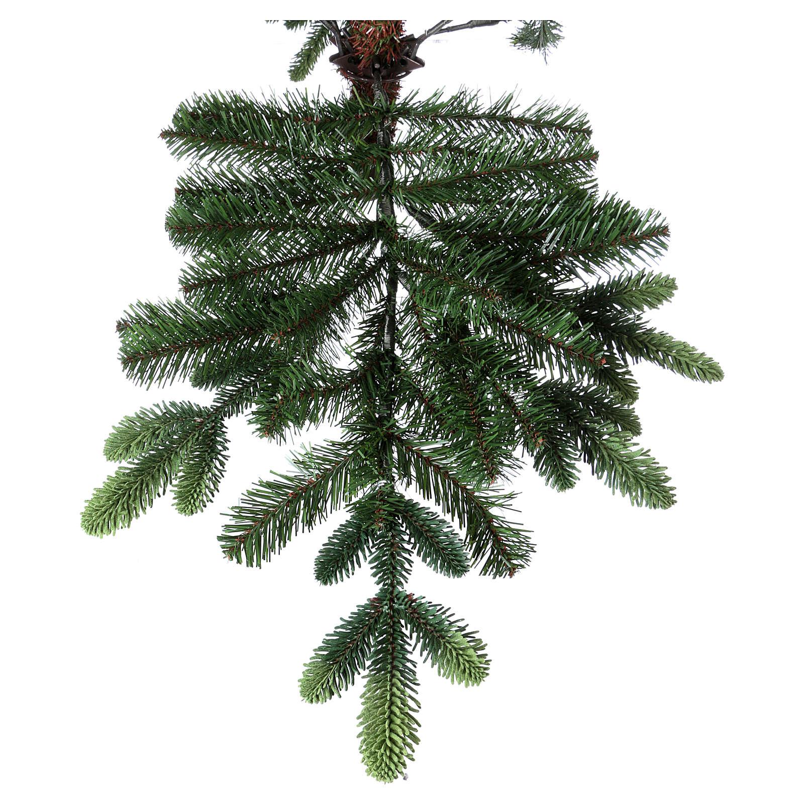 Albero di Natale 210 cm verde Poly Somerset 3