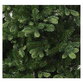 Albero di Natale 210 cm verde Poly Somerset s2
