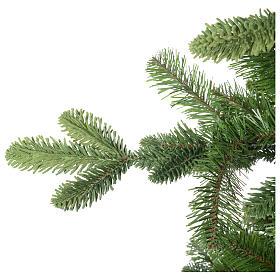 Albero di Natale 210 cm verde Poly Somerset s4