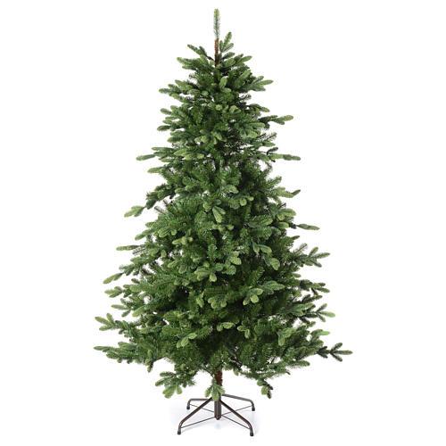Albero di Natale 210 cm verde Poly Somerset 1