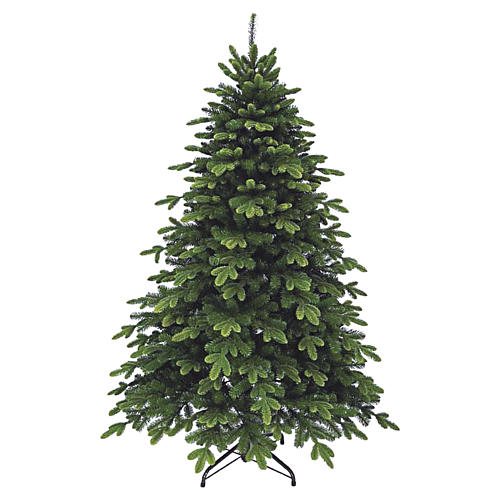 Alberi Di Natale In Vendita.Albero Di Natale 210 Cm Verde Poly Somerset Vendita Online Su Holyart
