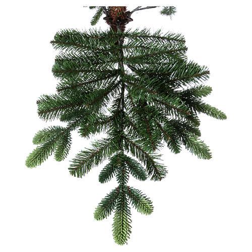 Albero di Natale 210 cm verde Poly Somerset 7
