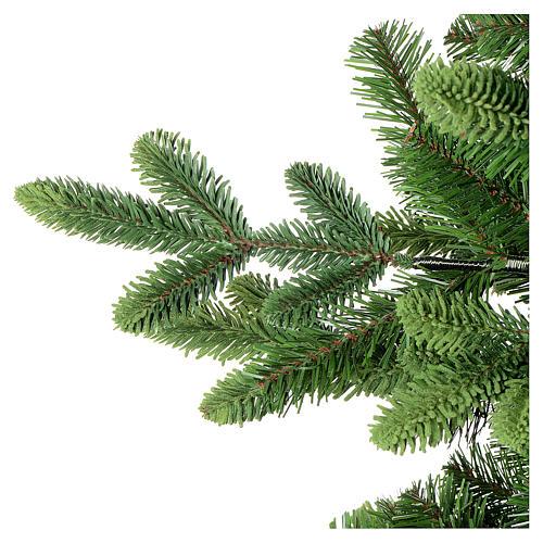 Choinka sztuczna 210 cm Poly Somerset Spruce zielona 3