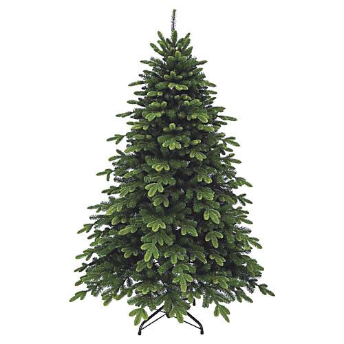 Árbol de Navidad 225 cm verde Poly Somerset 1