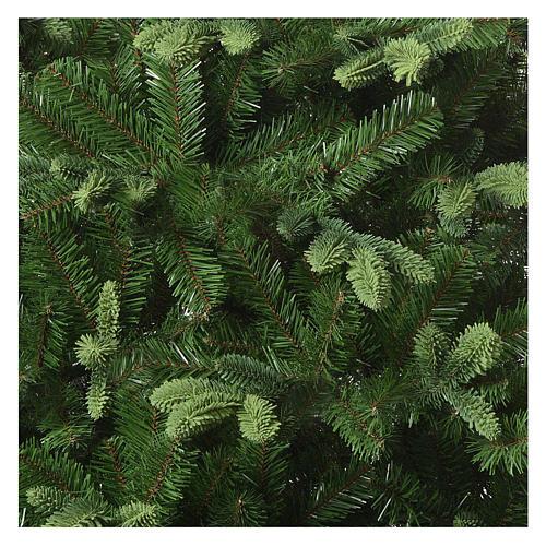 Árbol de Navidad 225 cm verde Poly Somerset 4