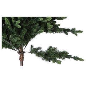 Albero di Natale 225 cm colore verde Poly Somerset s6