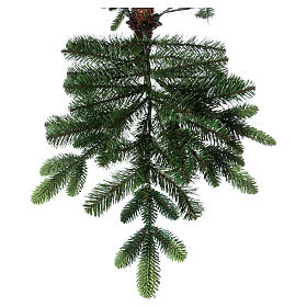 Árvore de Natal 225 cm cor verde Poly Somerset s7