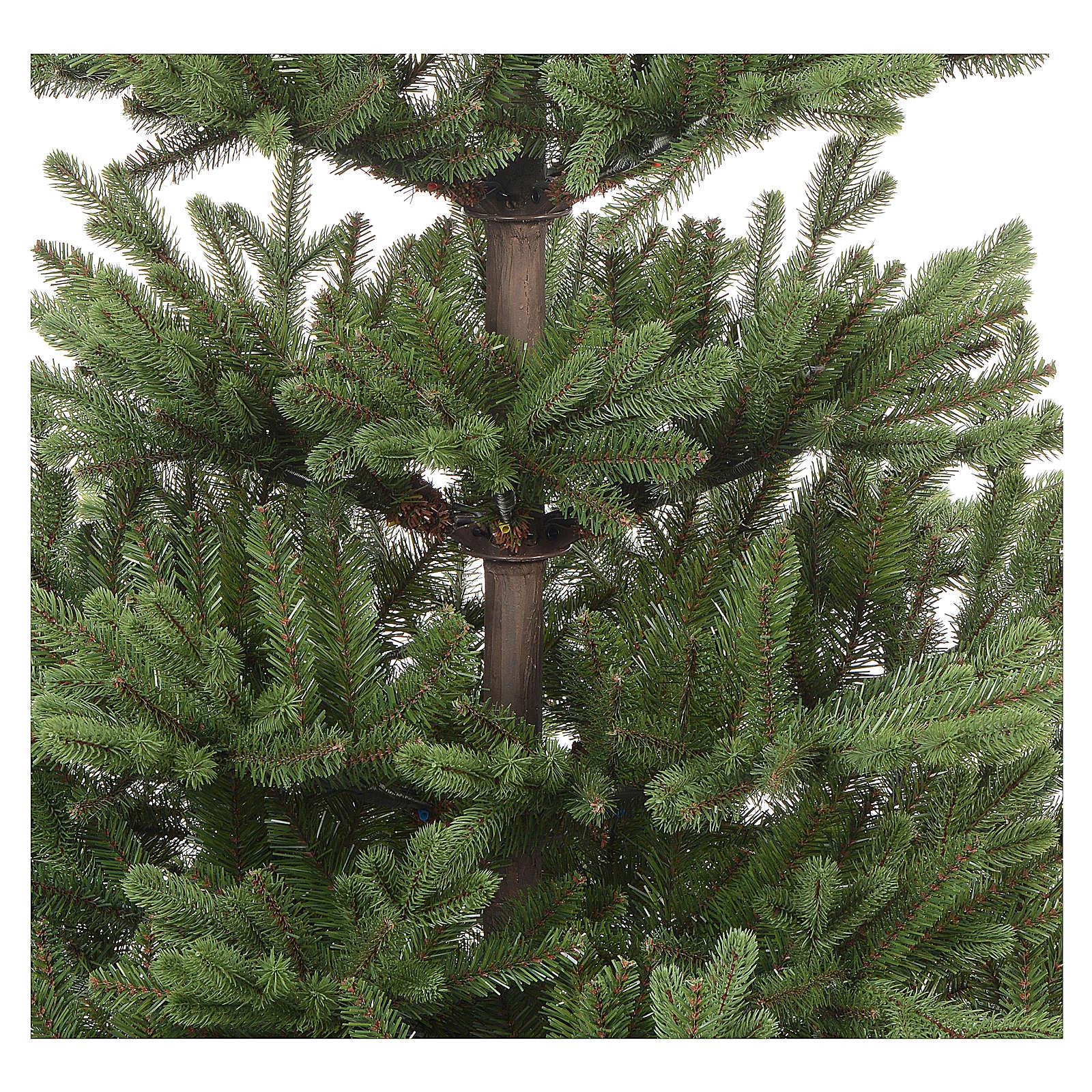 Árbol de Navidad 210 cm Poly verde Imperial 3