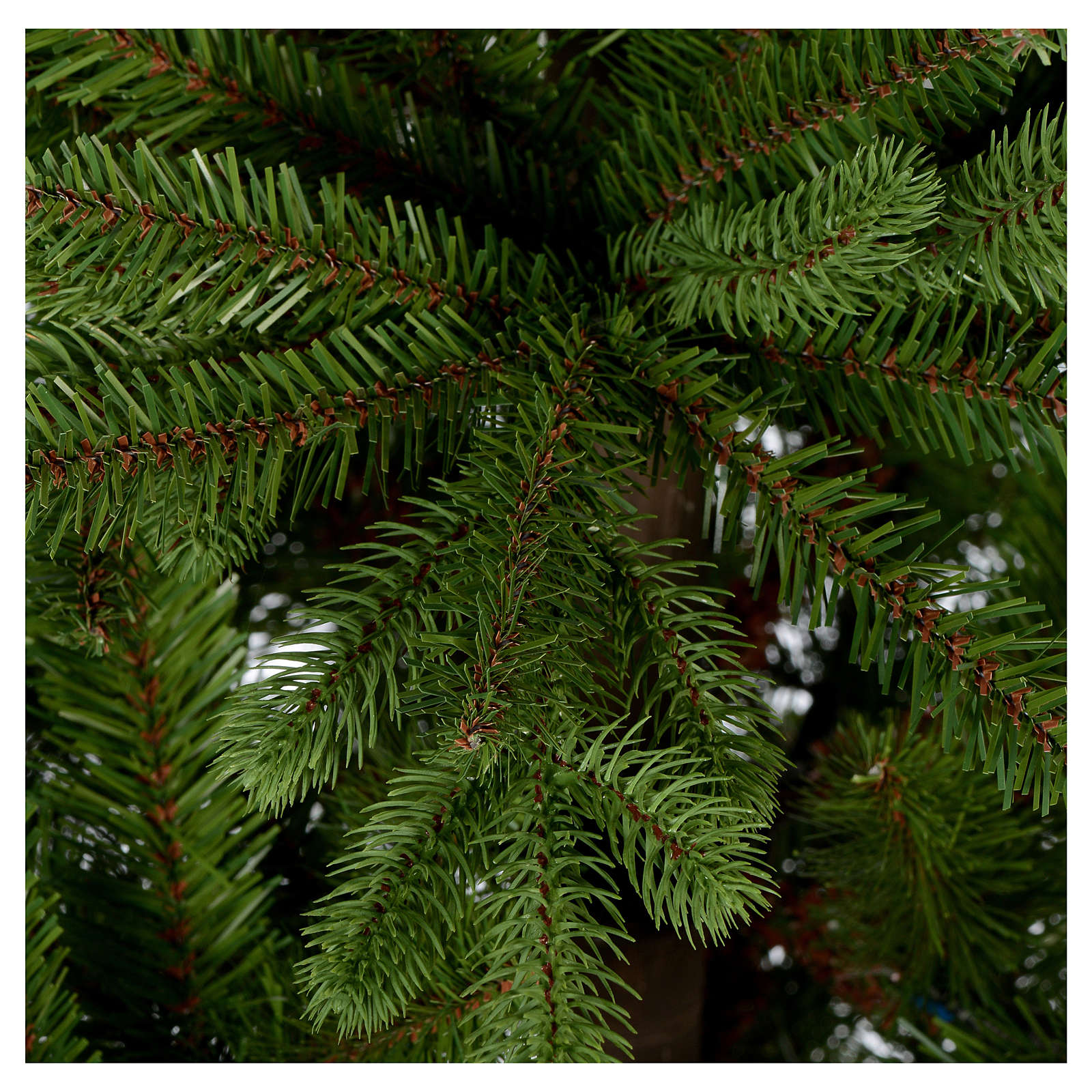 Choinka sztuczna 210 cm Poly Imperial Blu Spruce zielona 3