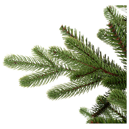 Árbol de Navidad 225 cm Poly Imperial verde 3