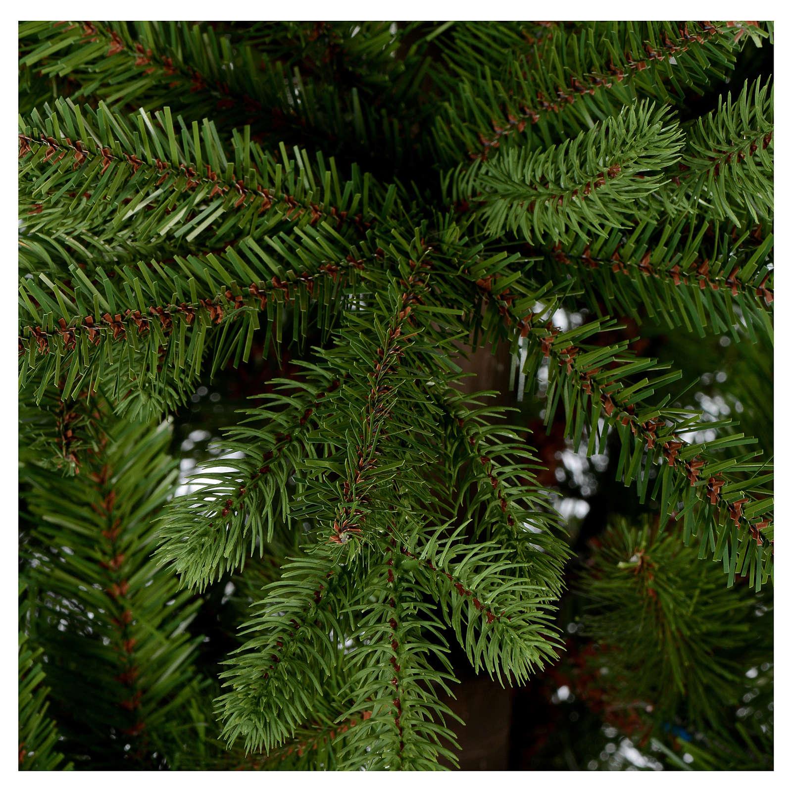 Árvore de Natal 225 cm Poly Fee-Real verde modelo Imperial 3